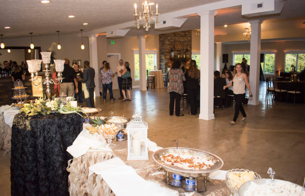 RW networking event Hollyfield Manor