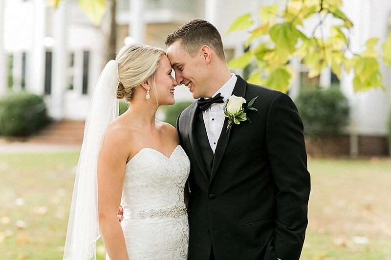 kati and brandon virginia cliffe inn wedding photos