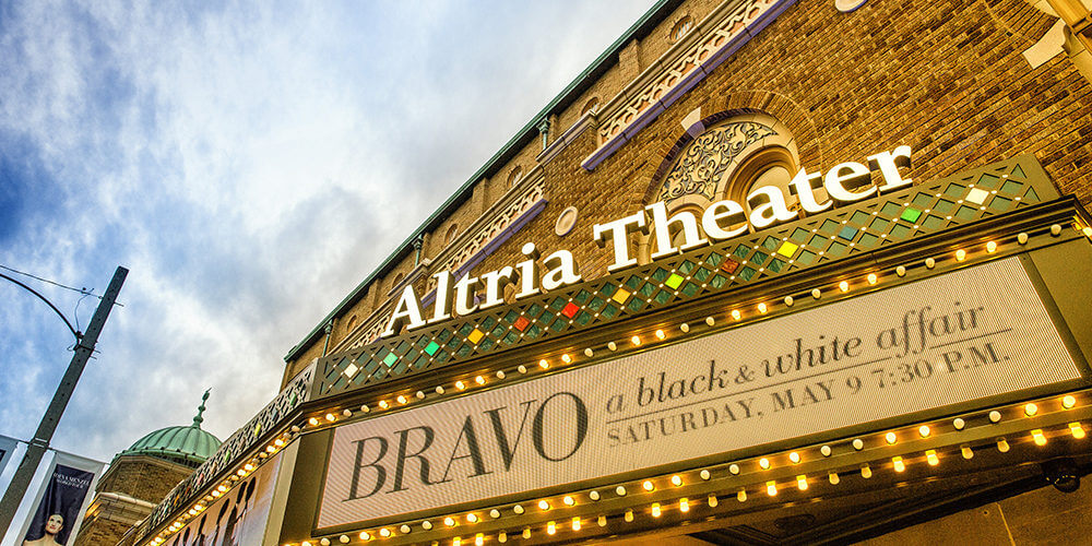 altria theater historic ballroom and wedding venue richmond va