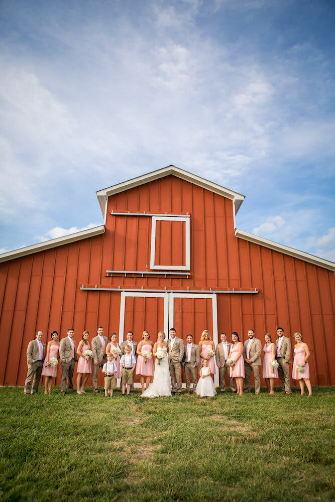Virginia Barn Wedding   Goochland VA Rustic Barn Wedding Venue