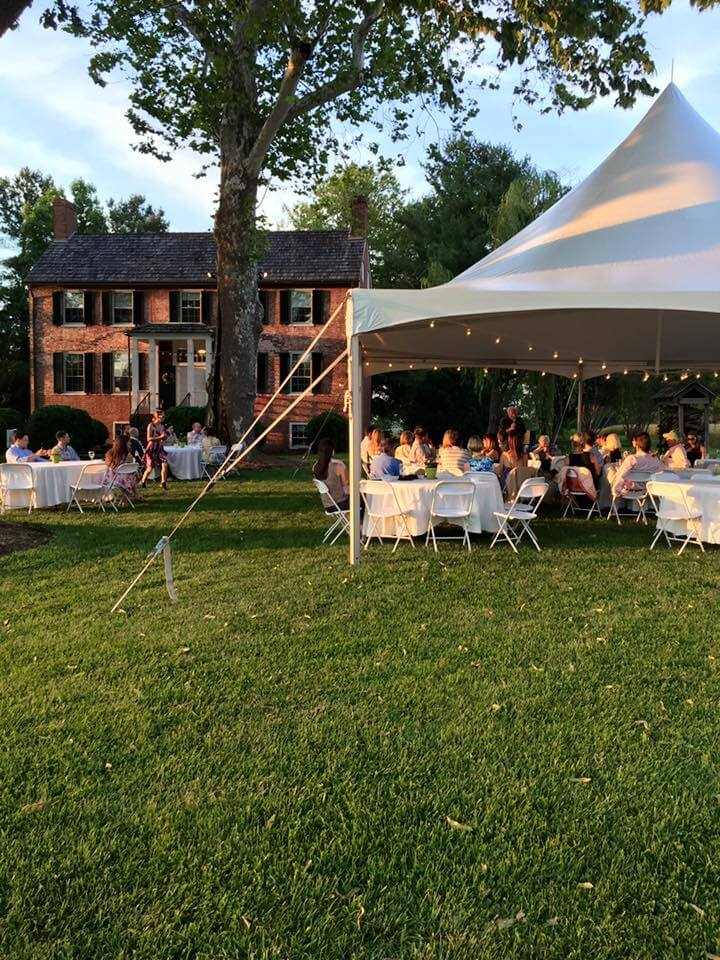 woodland manor events