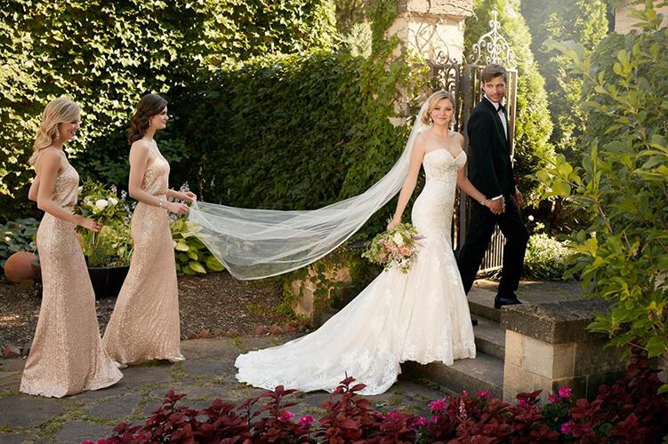 tiffanys bridal wedding gowns and salon richmond va
