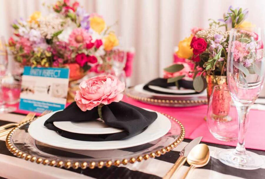 Cocktail Table Richmond Weddings Party Perfect