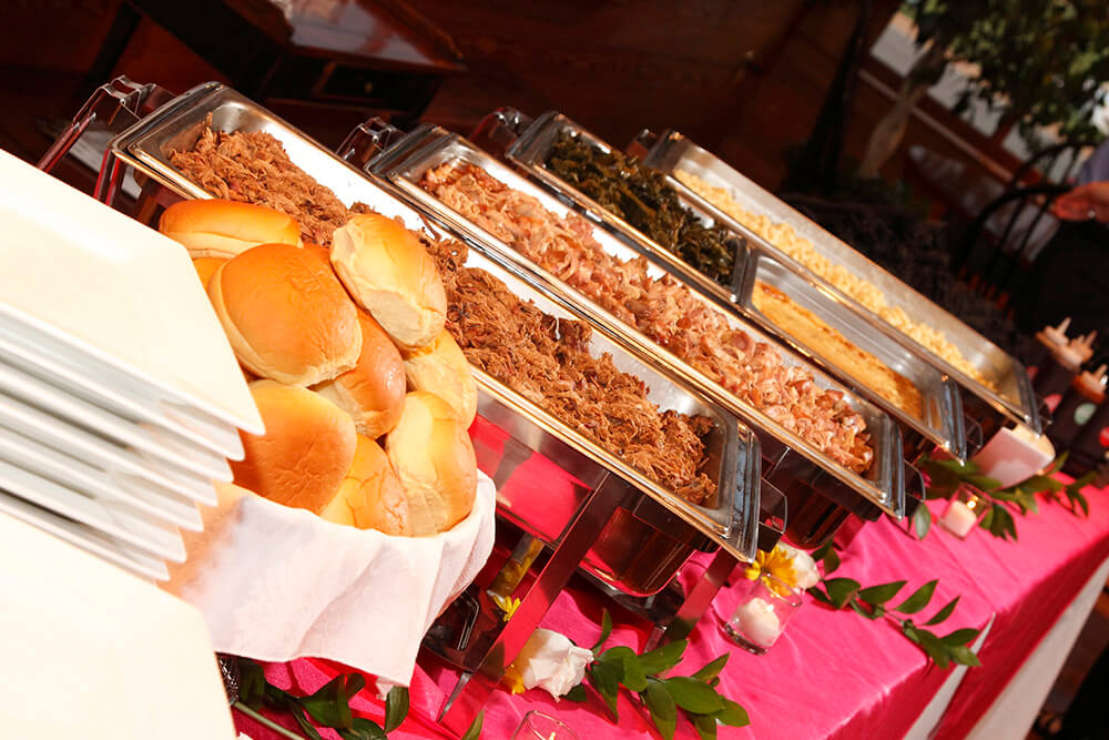 q barbeque catering richmond va weddings
