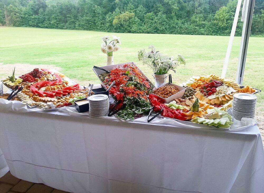 deep run roadhouse barbeque tex mex wedding caterer richmond va
