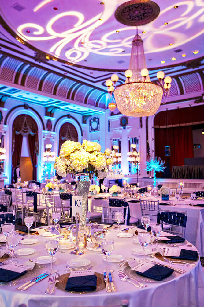 Blue Steel Lighting Design Professional For Richmond Weddings