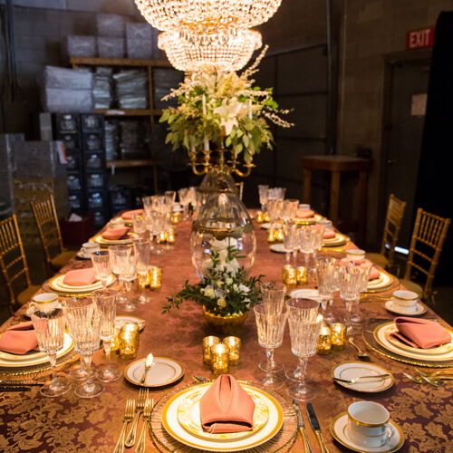 Richmond Wedding Rentals, Tents, Linens, Tables, Chairs