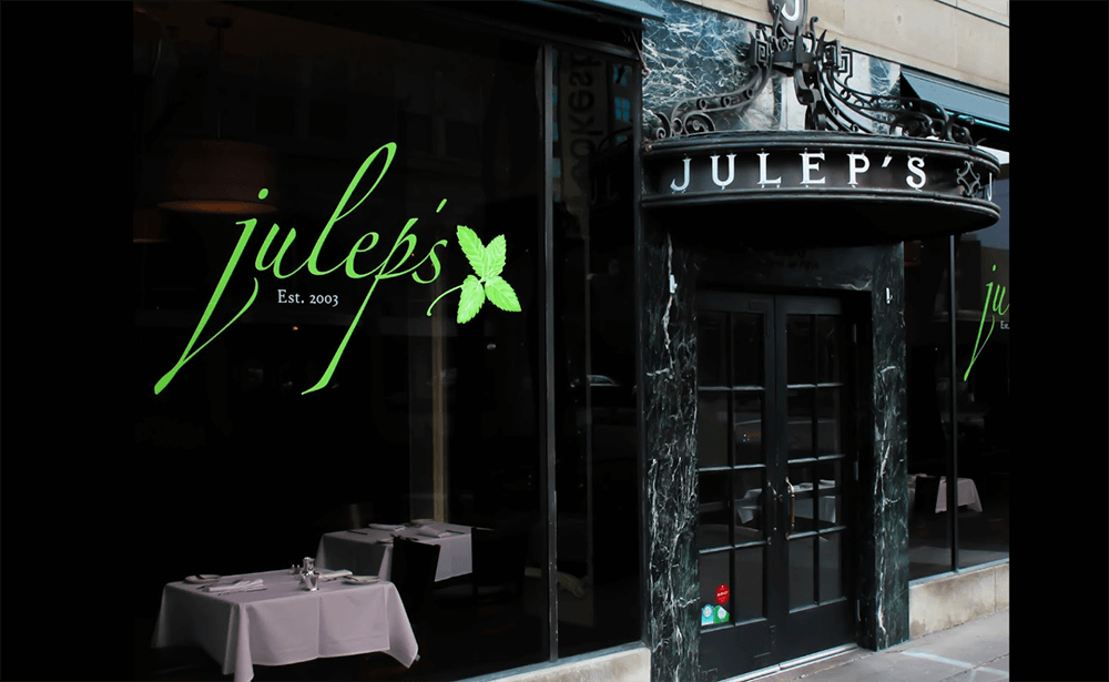 julep's richmond va restaurant and wedding venue