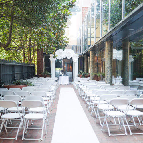 Richmond Garden And Outdoor Wedding Venues