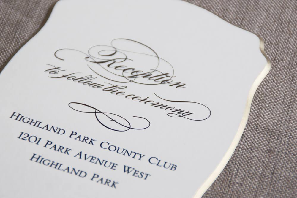 papeterie richmond va wedding invitations