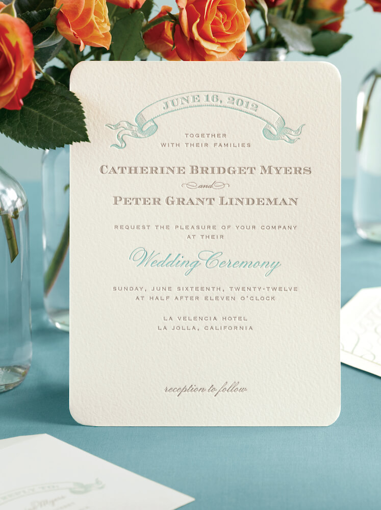 papeterie richmond va wedding invitations