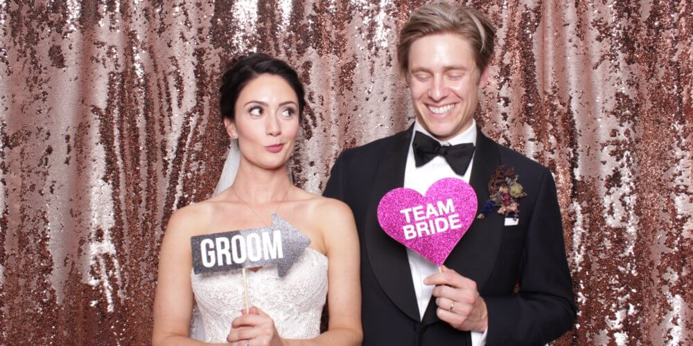 Andrea Maradiaga Richmond Photobooth reasons photo booth wedding