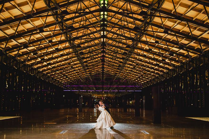 Main Street Station Wedding Venue In Richmond Va