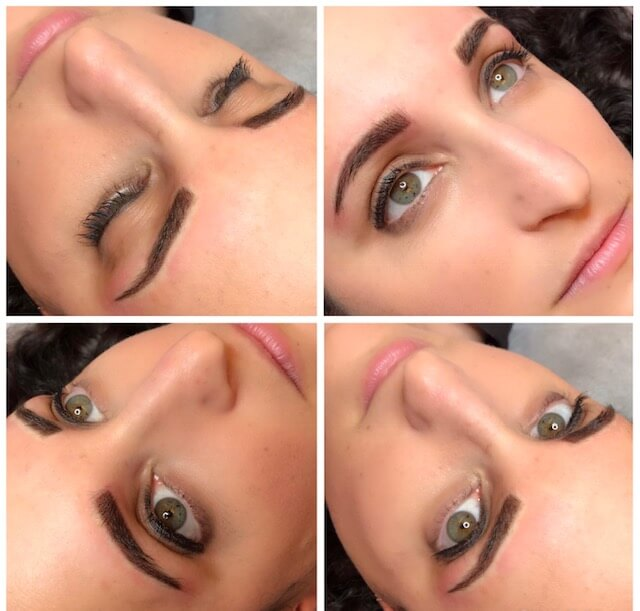 The Raised Brow Permanent Makeup Eyebrows Vendor Spotlight Richmond Weddings